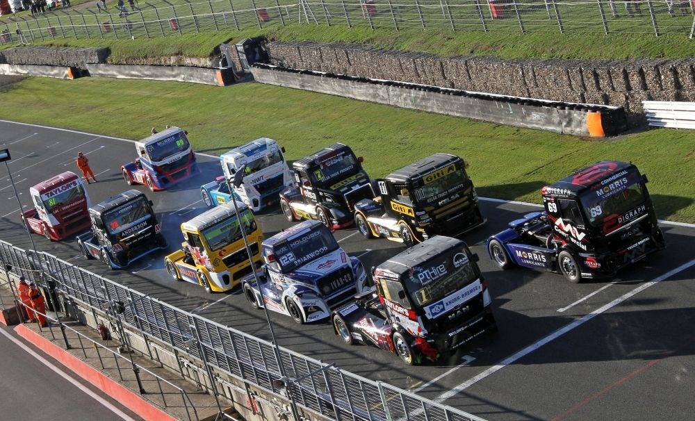 Brands Hatch Truck Racing >> Mv Commercial Btra Championship Revved Up For 2019 Brands Hatch